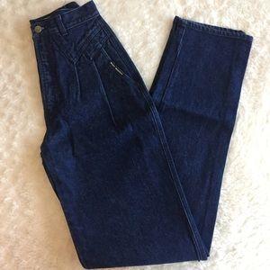 Denim - Vintage Rocky Mountain High Waisted Jeans 28/36